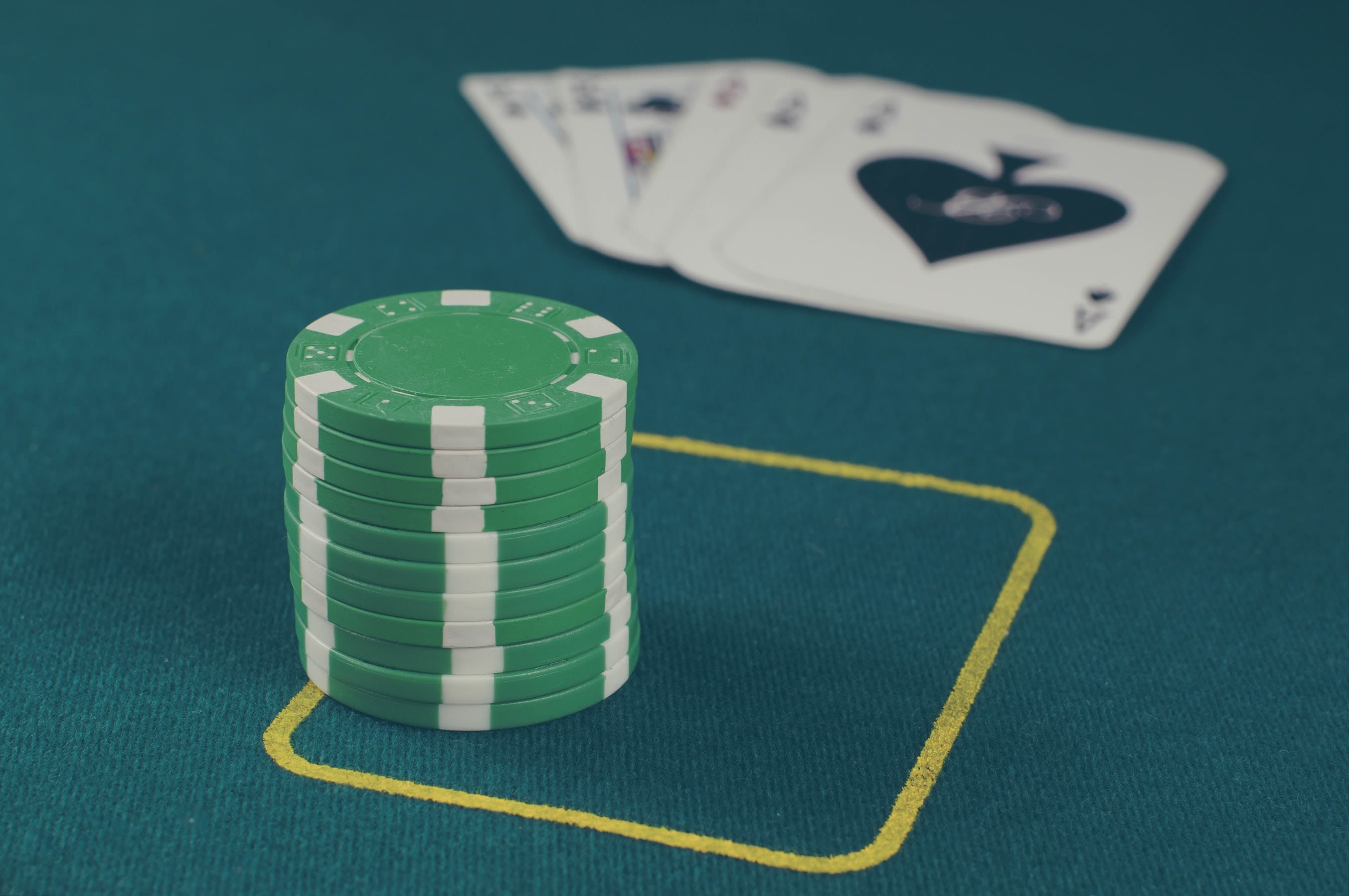 Texas Hold'em Online: Belajar Asasnya